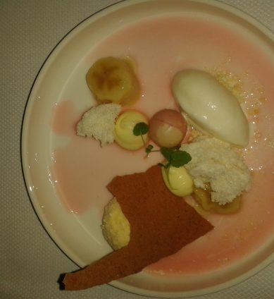 dineren in Lauswolt