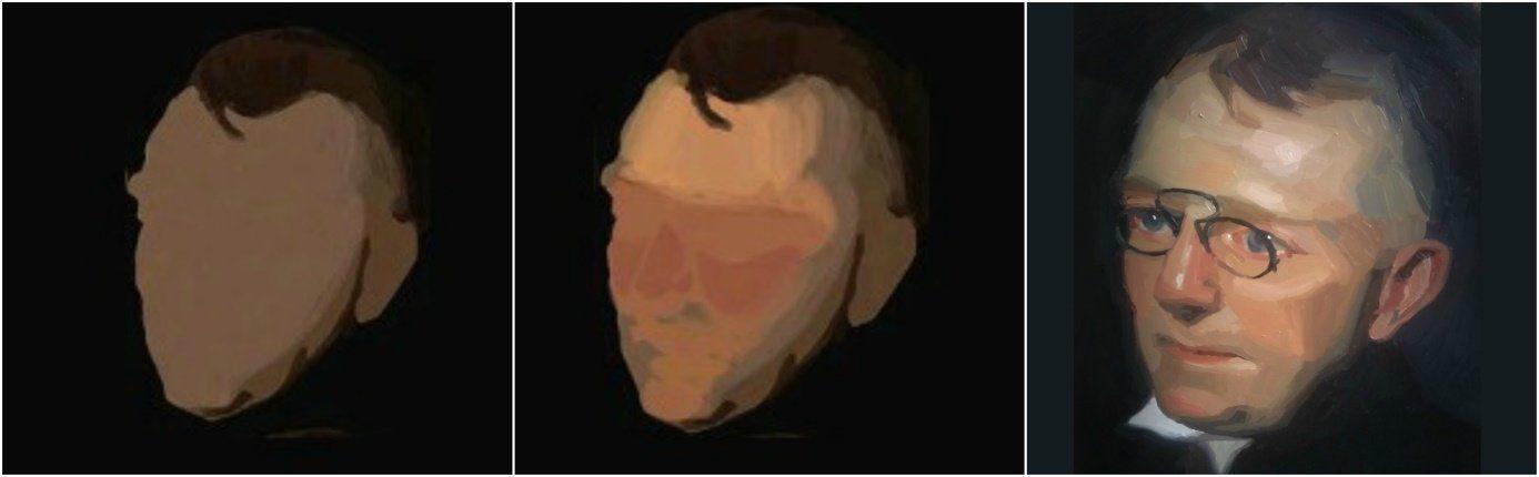 portret lessen