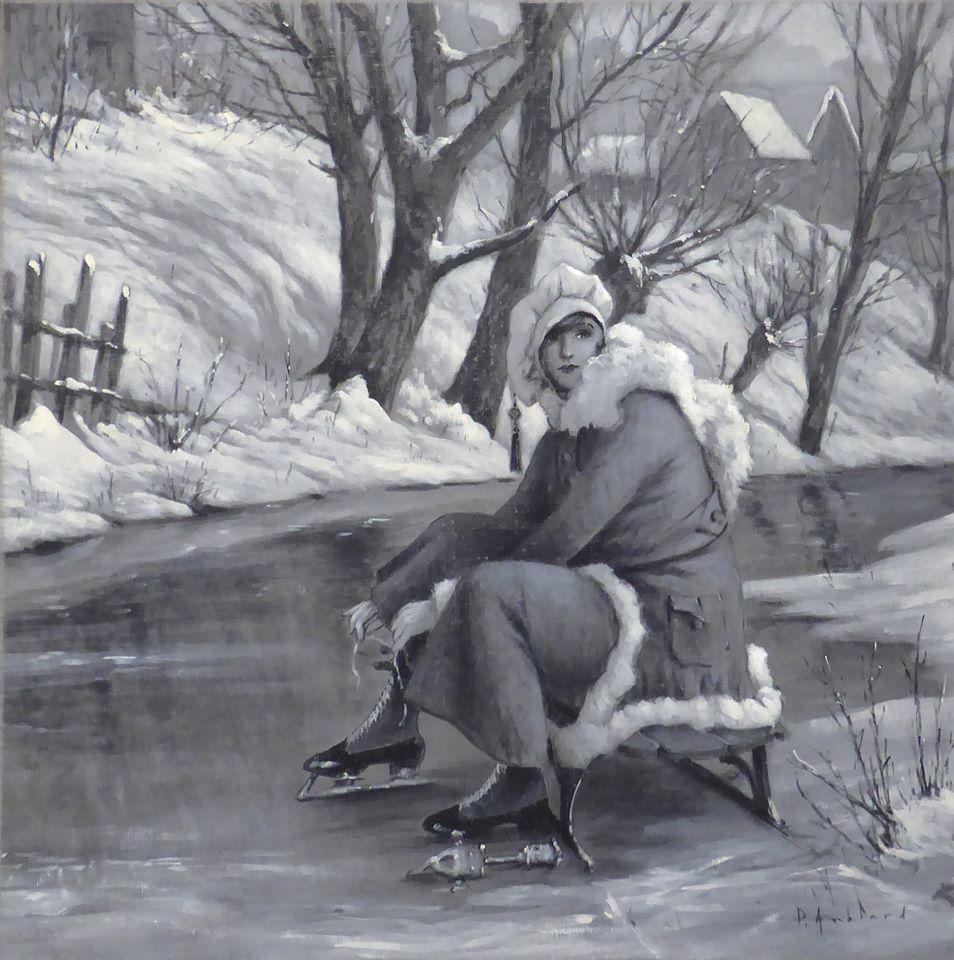 schaatsen Amblard