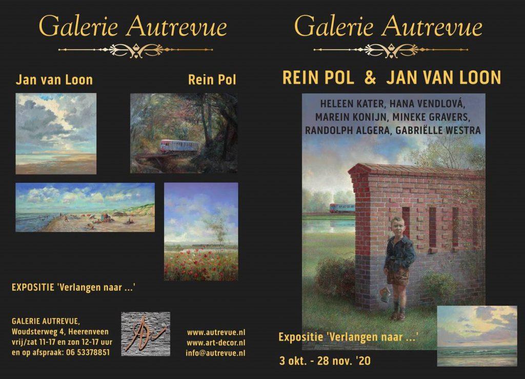 Folder Pol Van Loon Buitenkant k