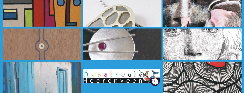 open atelier route Heerenveen 2020