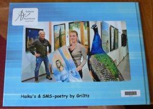 gedichtenbundel bij galerie 2