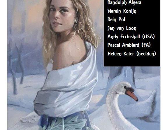poster winterexpositie 20 21 galerie autrevue
