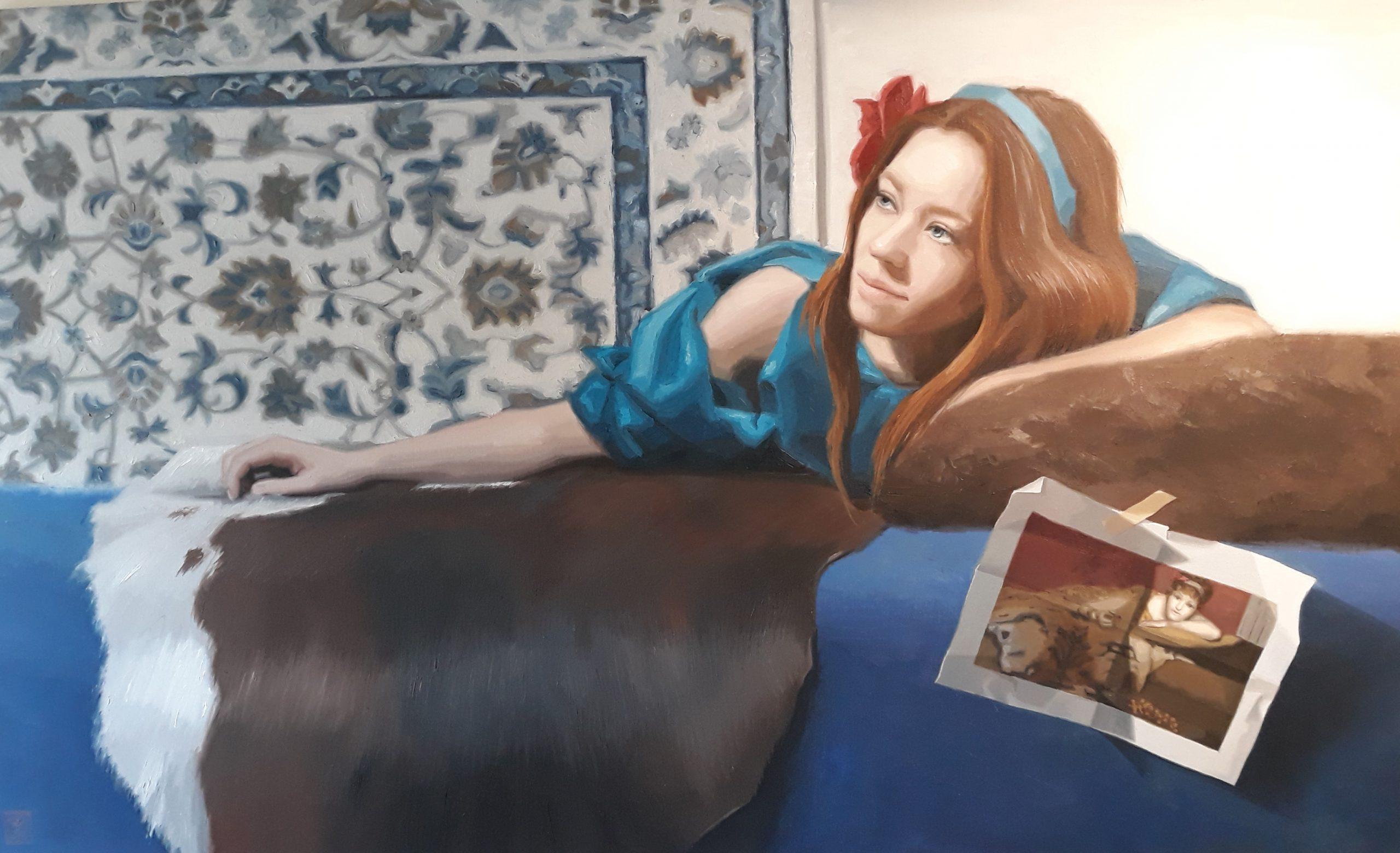 Een ode aan Alma Tadema door GMWestra