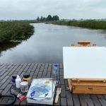 MKonijn plein air schilderen